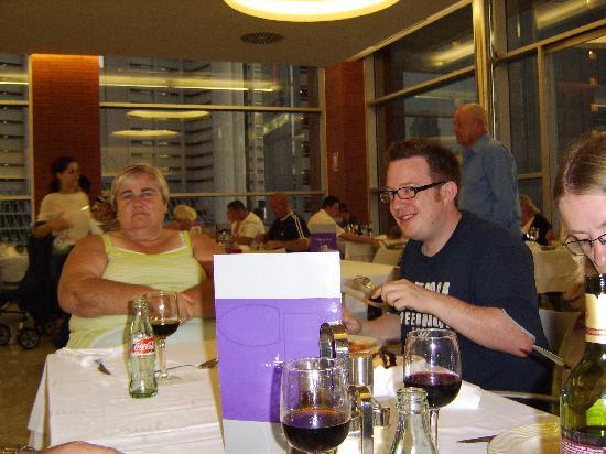 Hotel Levante Club & Spa: restuarant