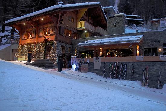 CERVO Zermatt: Haupthaus