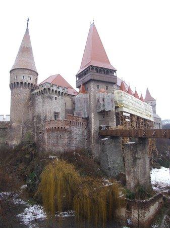 Hunedoara, โรมาเนีย: Castle1