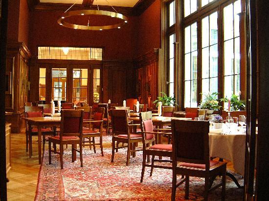 Hotel Waldhaus: Bar