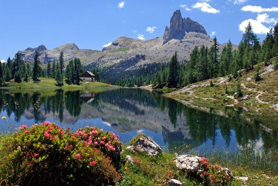 Cortina D'Ampezzo, Italia: Cortina