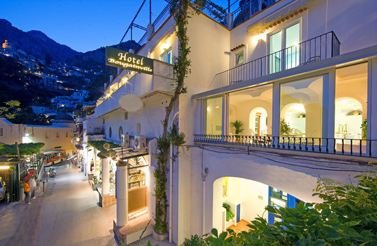 Photo of Hotel La Bougainville Positano