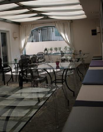 Hotel Residence La Giara: Hotel La Giara ristorante