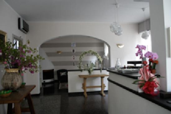 Hotel Residence La Giara: Hotel La Giara reception