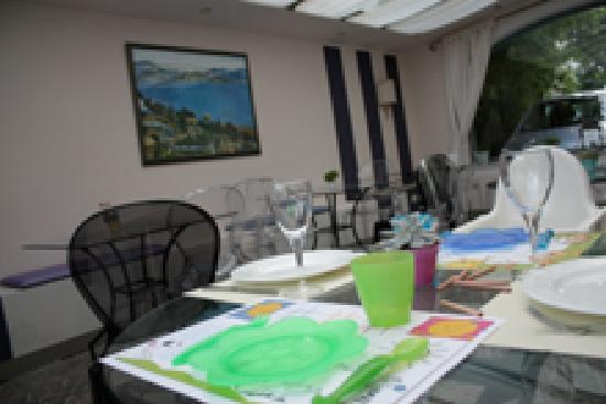 Hotel Residence La Giara: Hotel La Giara sala pranzo