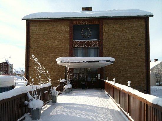Hotel Arctic Eden