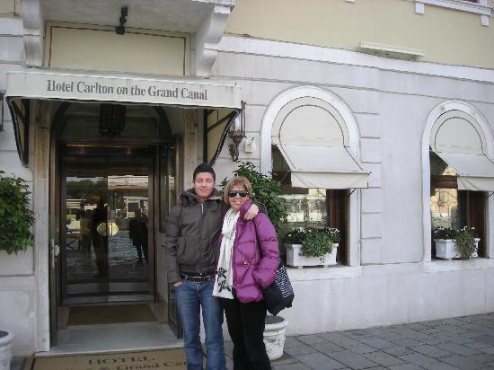 Hotel Carlton on the Grand Canal: hotel Carlton