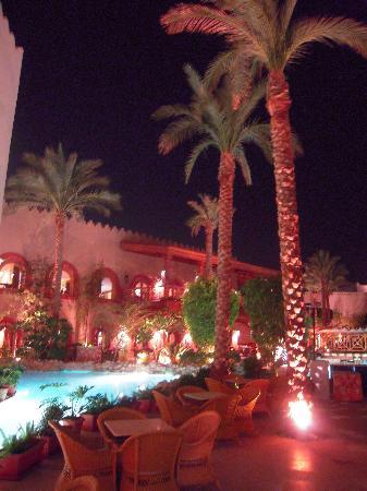 Ghazala Gardens Hotel: Part of the Pool