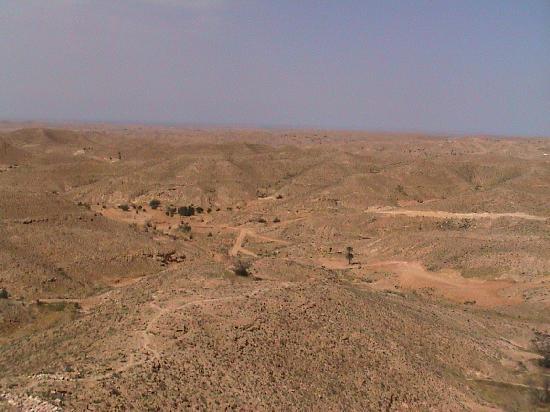 Djerba Island, Tunisia: star wars