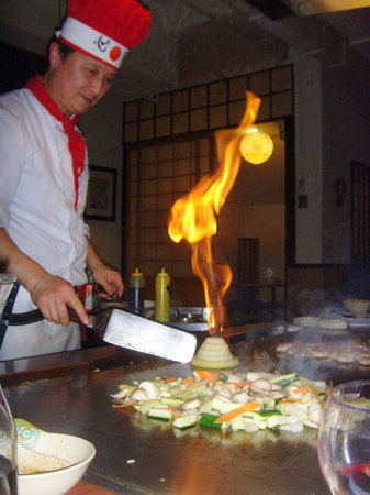Edoko Japanese Steakhouse