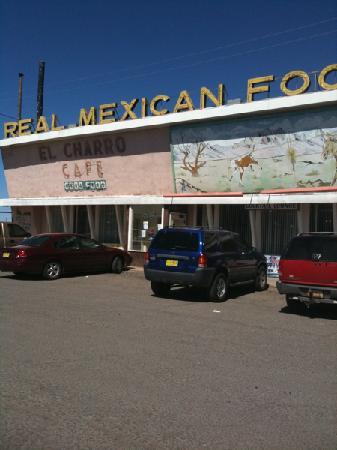El Charro Restaurant: El Charro Lordsburg NM