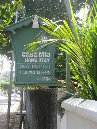 Casa Mia Homestay