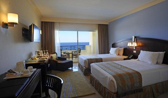 Stella Di Mare Beach Hotel & Spa: Deluxe Room