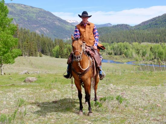 Rainbow Trout Ranch: Above The Conejos River