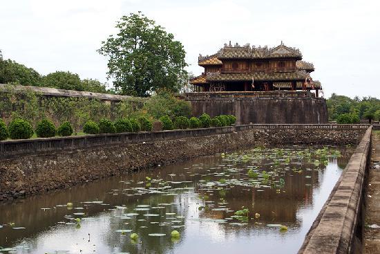 ORCHID HOTEL: Hue Citadel