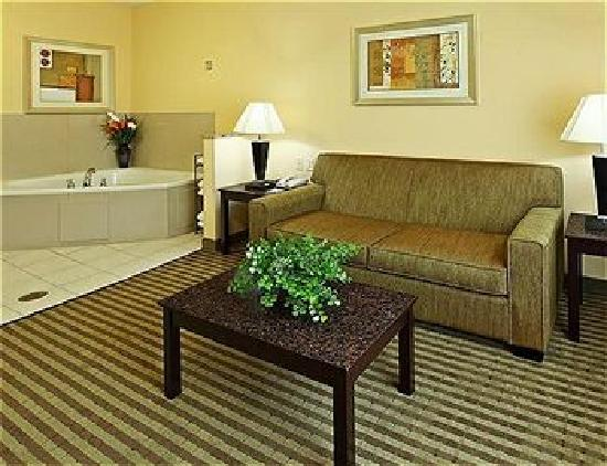 Holiday Inn Express & Suites Carthage: Jacuzzi Suite