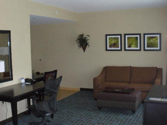 Homewood Suites by Hilton Fort Myers Airport / FGCU: Sitting area