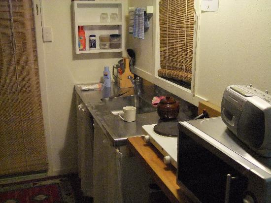 Fern Lodge: Kitchen facilities