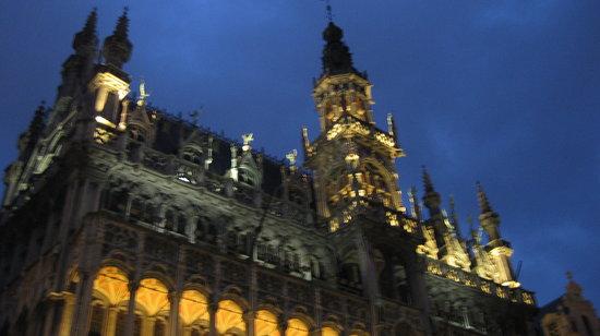 Novotel Brussels Grand Place: bela grande praça