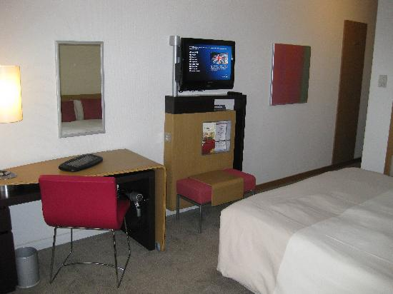Novotel London Paddington: Room 2
