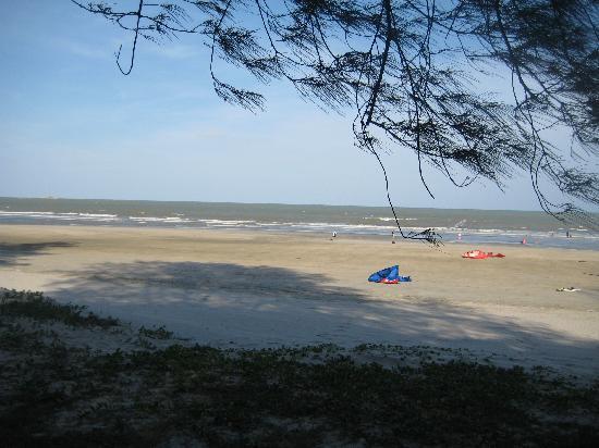 Le Village Beach Resort: Seaview