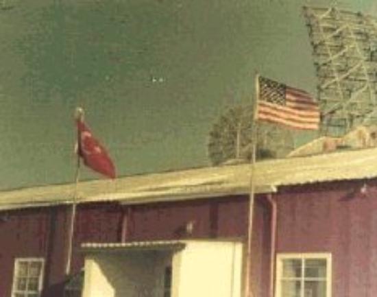 Gemlik, Turquía: Sahintepe Turkey radio relay site