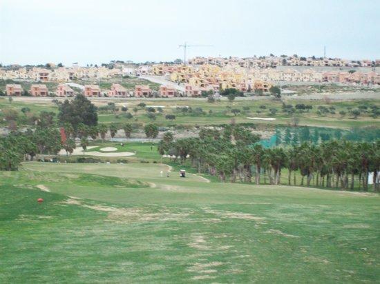 Baybrooks : View of La Finca Golf Course and Villa area