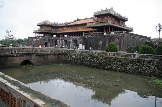 中越 順化 阮氏皇朝十三代宮殿--紫禁城 - Picture of Hue, Thua Thien ...