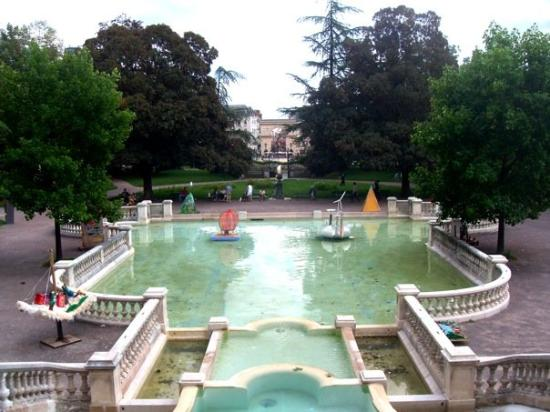 Dijon, France : Parc Darcy