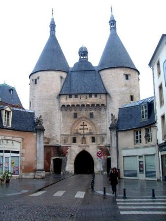 Nancy, Francia: Porte de la Craffe