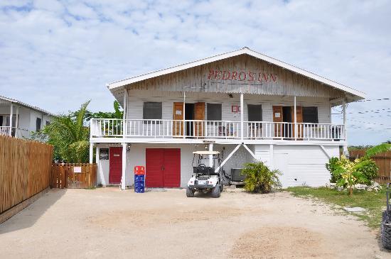 Pedro's Inn Backpacker Hostel: Pedro's Hotel San Pedro, Belize