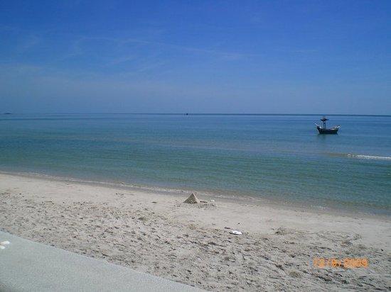 Hua Hin Beach : Khao Takiab
