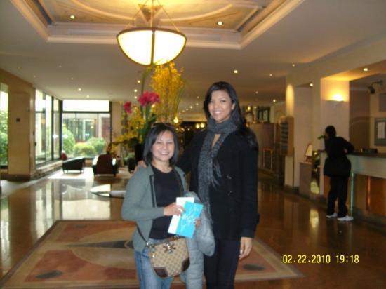 Millennium Hotel Lobby Getting Ready To Go To Paris City Center 2 23