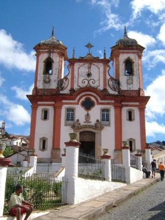 Bilde fra Ouro Preto