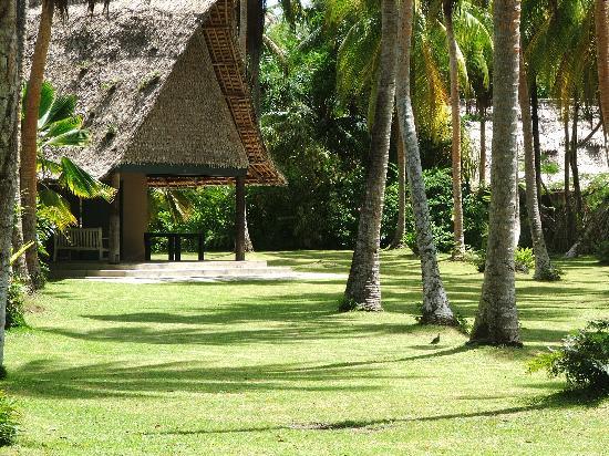 Tavanipupu Island, Solomon islands/Isole Salomone: Beautiful accommodation