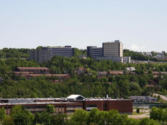 Riviere du Loup, Canadá: Centre hospitalier régional de Rivière du Loup (CHRGP)