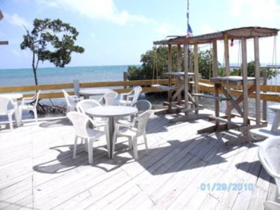"Femi's Cafe & Lounge: across the ""street"""