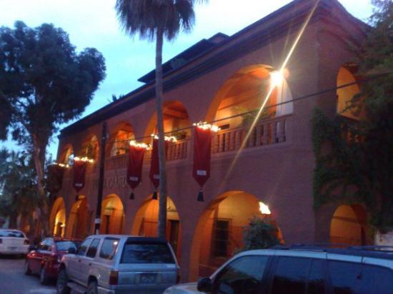 Hotel California, Todos Santos, BCS