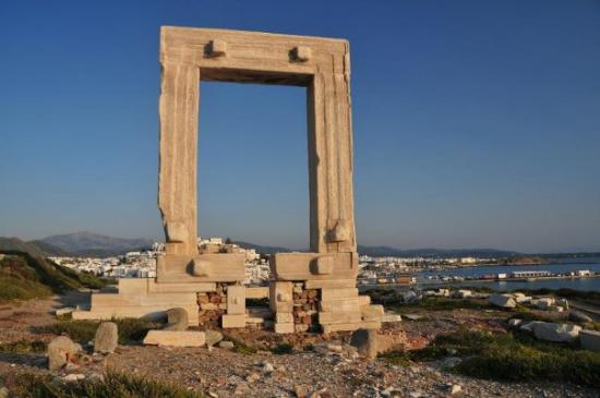 Naxos Town, Greece: Meritum ^^