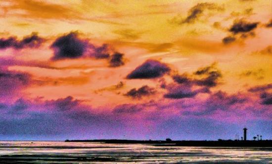 Bilde fra South Padre Island