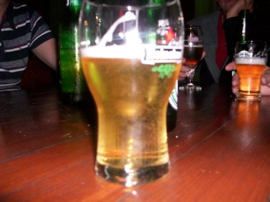 Montana Province, Bulgaria: Öl är alltid gott, Schumensko, Kamenitza, Ledenika spelar ingen roll.