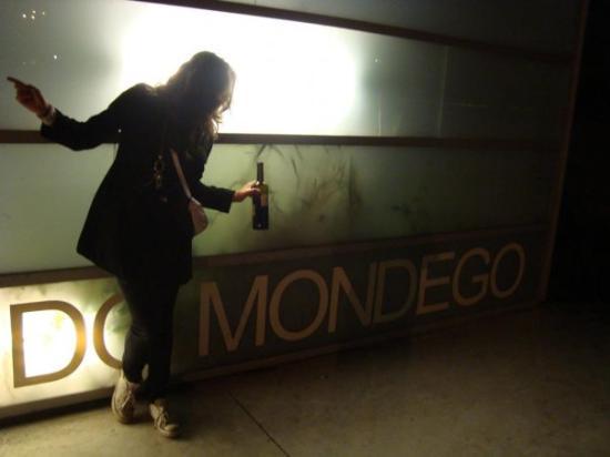 Coimbra - Mondego!