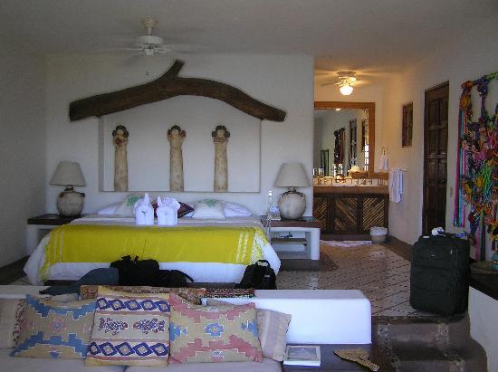 Casa Cuitlateca: Room from the veranda