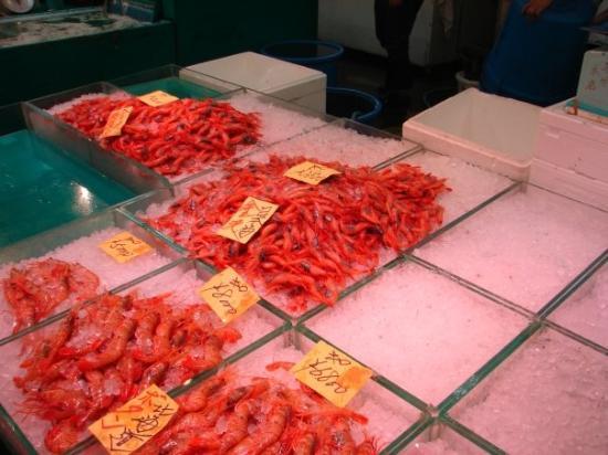 Bilde fra The Tsukiji Market