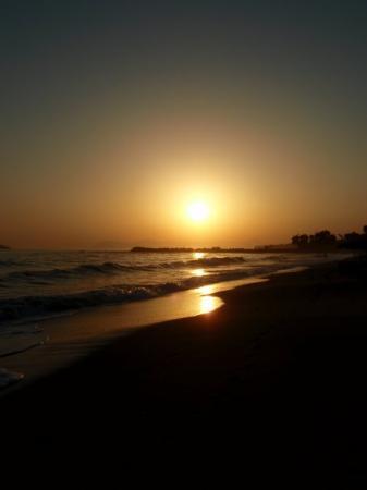 Platanias, Grecia: Ilta Plataniaksella