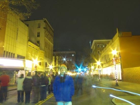 Bilde fra Greensboro
