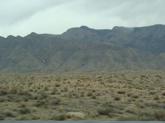 Albuquerque To Santa Fe >> Driving From Albuquerque To Santa Fe Picture Of