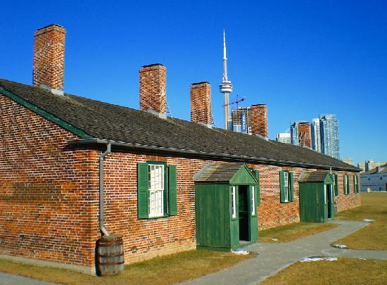 Fort York National Historic Site: 2 for 1 attraction