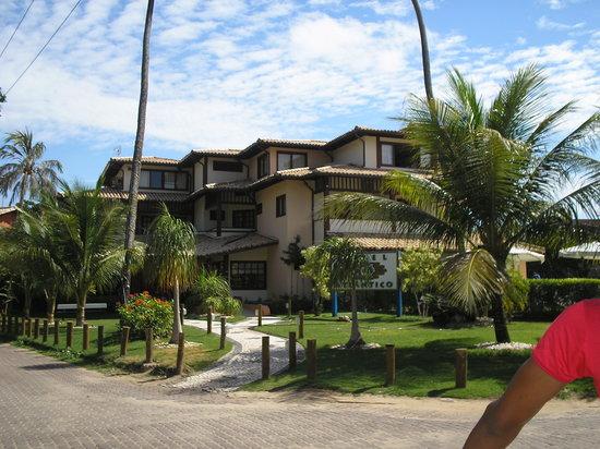 Hotel Eco Atlantico: hotel