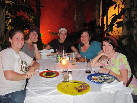 Fusion: Great place to eat in Antigua!